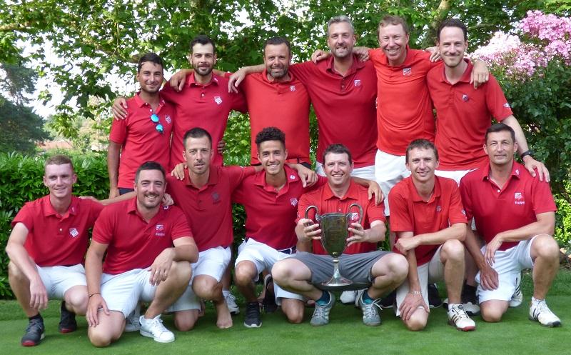 Les Gentlemen champions !