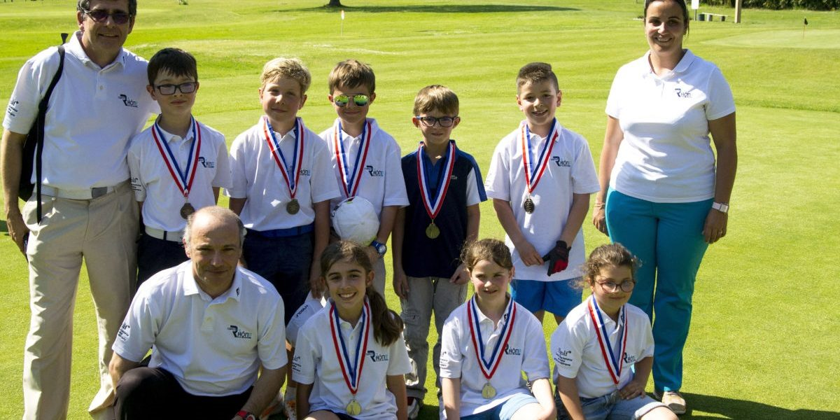 Trophee des petites golfeuses et des petits golfeurs