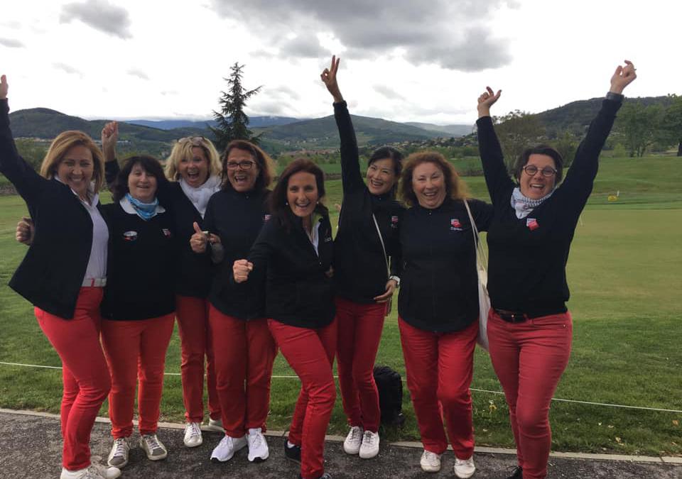 Coupe Ladies 2019 : Les Chasselandes en Demi-Finale